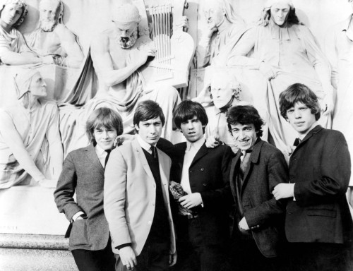 The Rolling Stones: Young Rock Stars