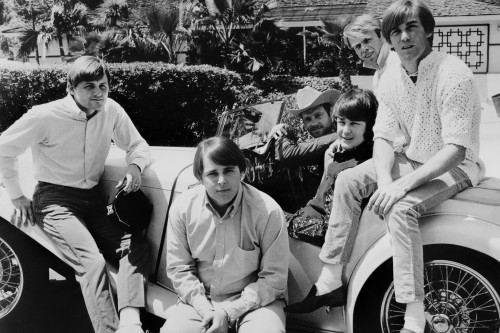 The Beach Boys: Surf Rockers with California Sound