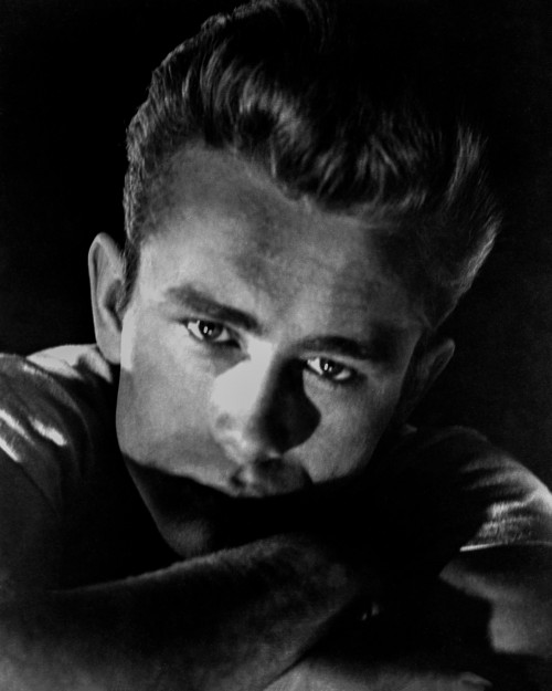 """James Dean as Jim Stark in """"Rebel Without a Cause"""""""