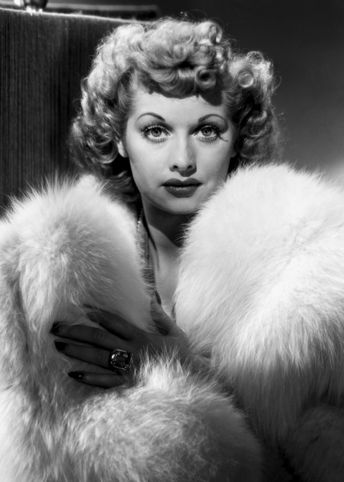 """Lucille Ball: """"Queen of the B's"""""""
