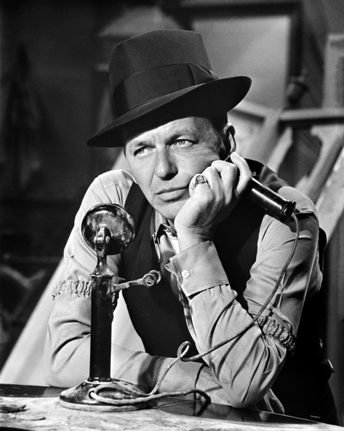 """Frank Sinatra in """"Robin and the 7 Hoods"""""""