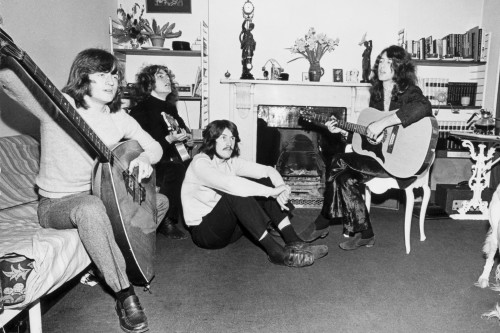 Led Zeppelin: Couch Rehearsal