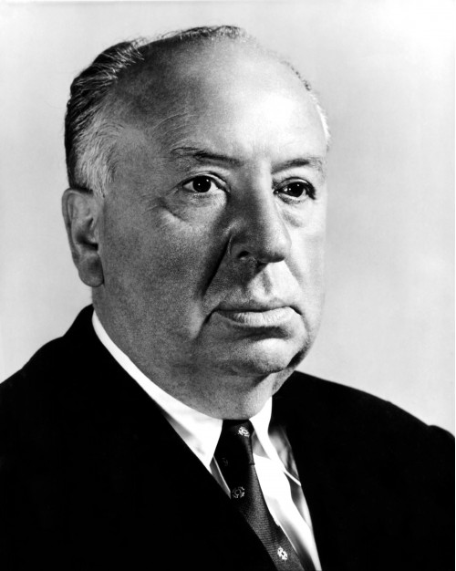 Alfred Hitchcock Up Close