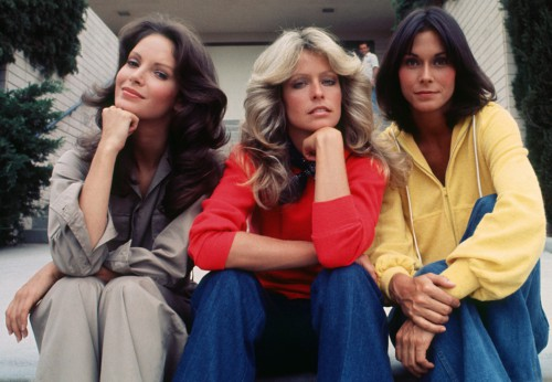 Charlie's Angels in Color