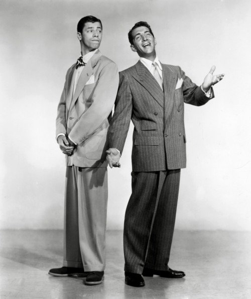 Dean Martin and Jerry Lewis: The Comedy Duo