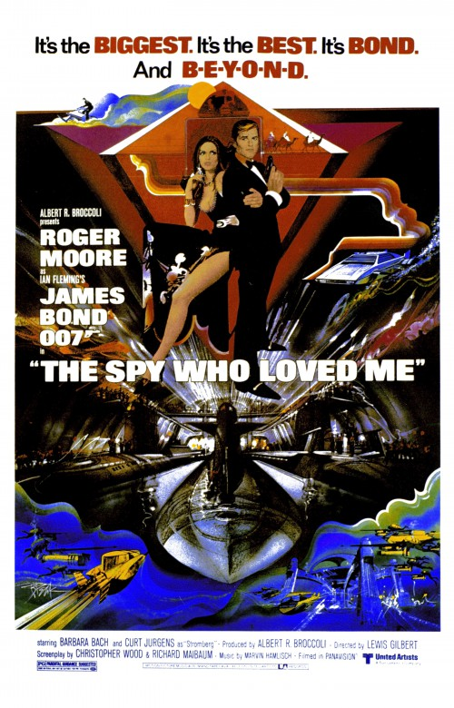 The Spy Who Loved Me