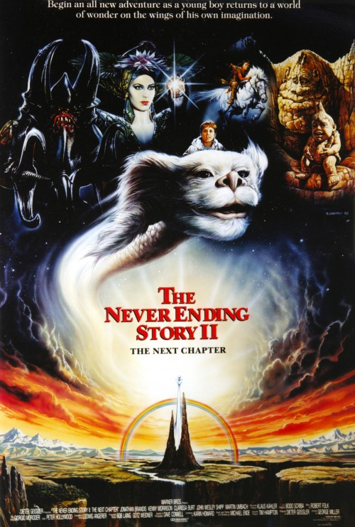 The Never Ending Story II: The Next Chapter
